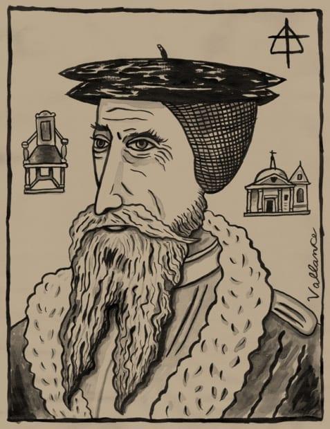 John Calvin, 2009