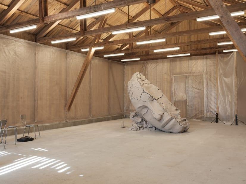 PERMANENT INSTALLATION, Silent Studio, Kistefos Museum, Norway, 2019
