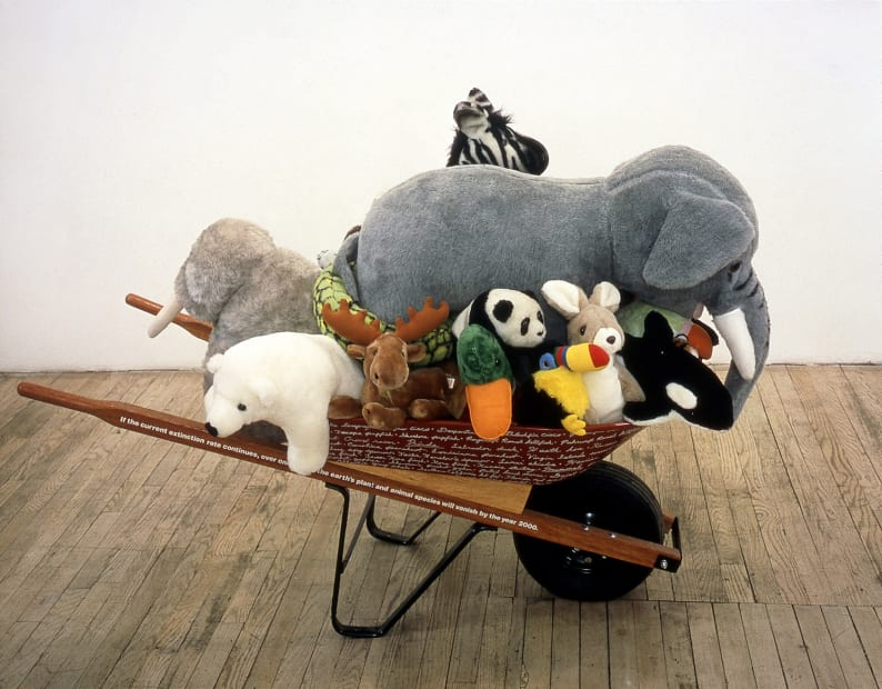 Survival of the Cutest, (Who gets on the Ark?) from 'Wheelbarrows of Progress' with William Shefferine, 1990