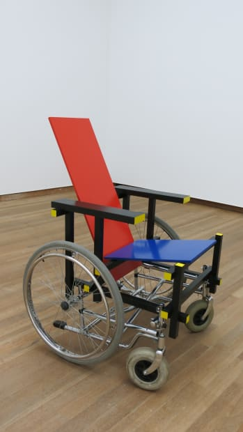 Rietveld Wheelchair, 2014