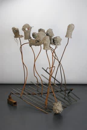 Agnes Martin Kippenberger, 2005
