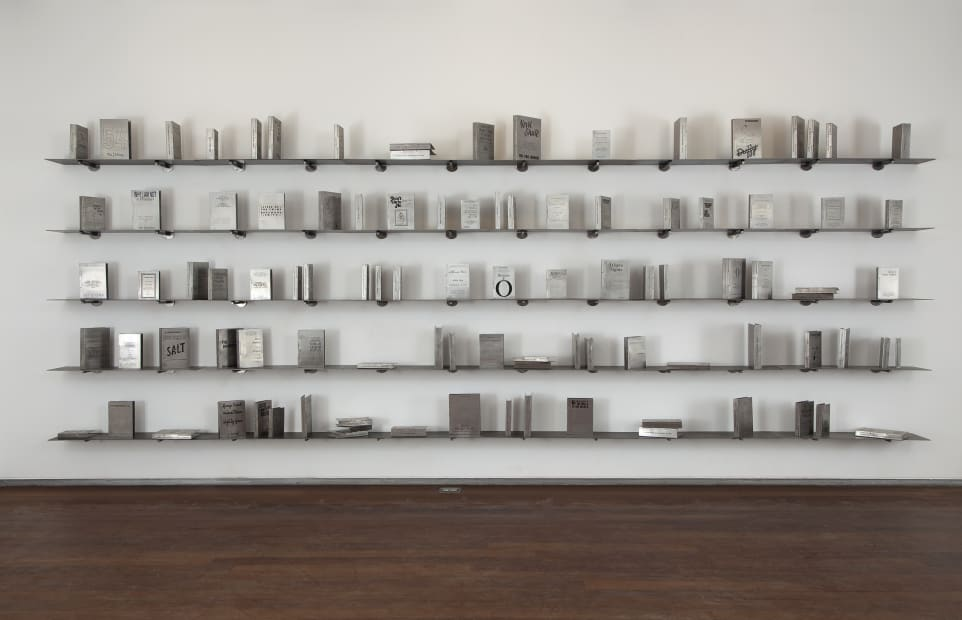 Someone Else—A library of 100 books written anonymously or under pseudonyms, 2011