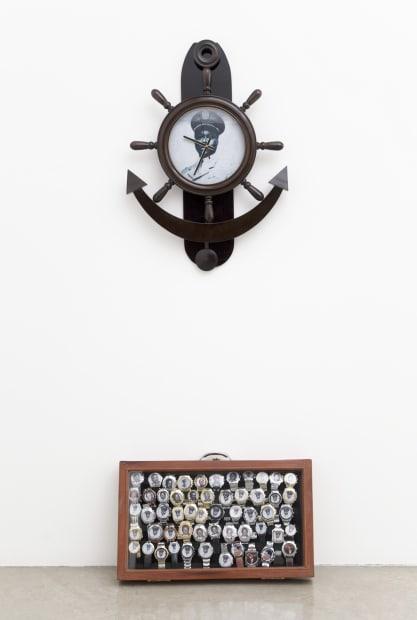 La traversée et le capitaine (Horloges des indépendances), 2010