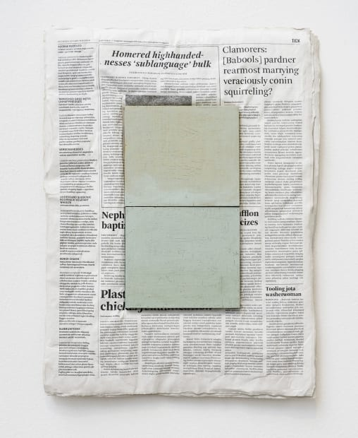 Composition with Two Colours, 2005-2020