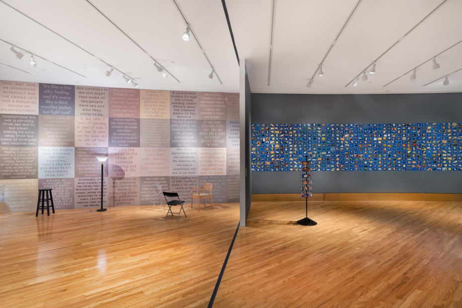Installation view, Frost Art Museum, Miami, 2020