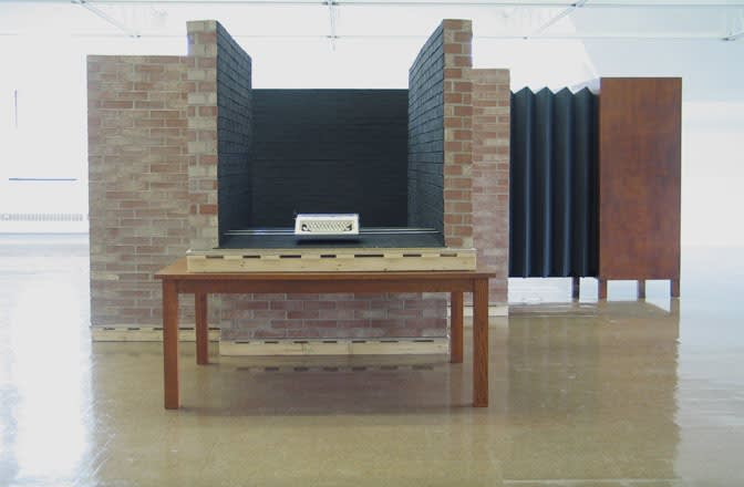Writing Room/Fiction Machine, 2003