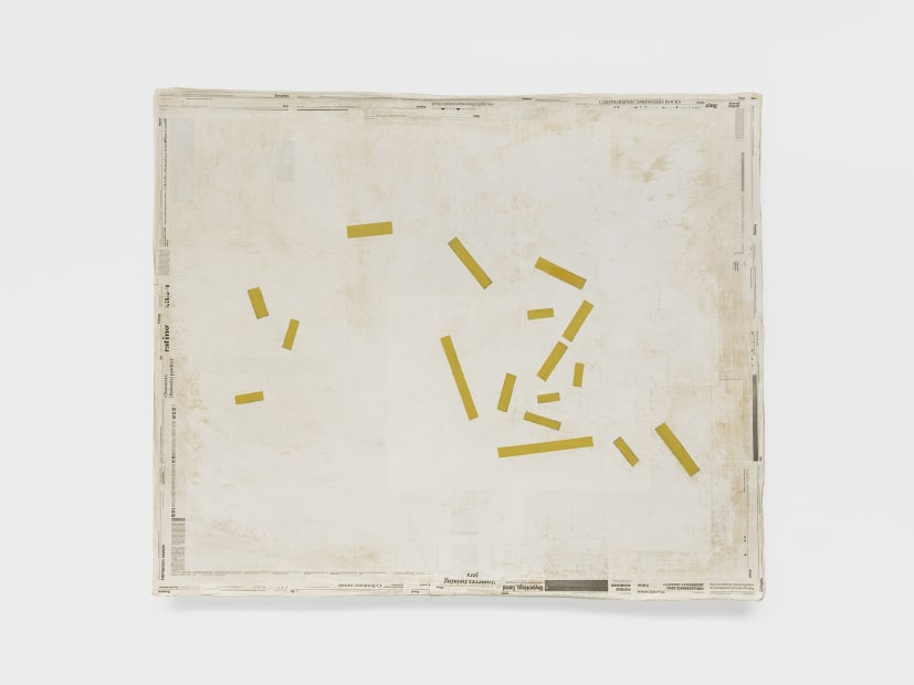 Composition with Yellow, 2005-2019