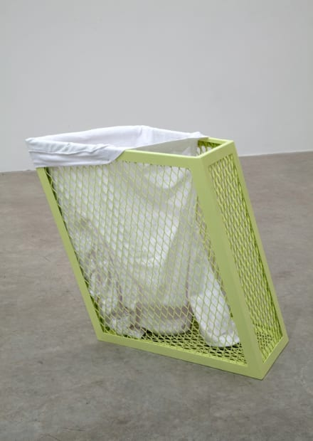 Perforated and Porous (sulpher), 2010