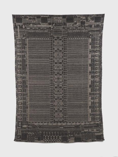 Tapestry (16K Dynamic RAM, 4116, Mostek, 1976), 2018