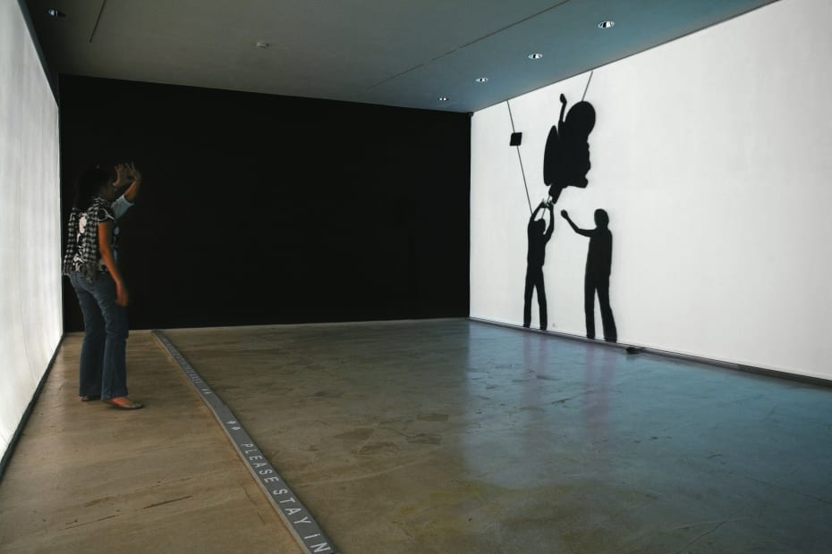 Untitled (Shadow 3), 2007