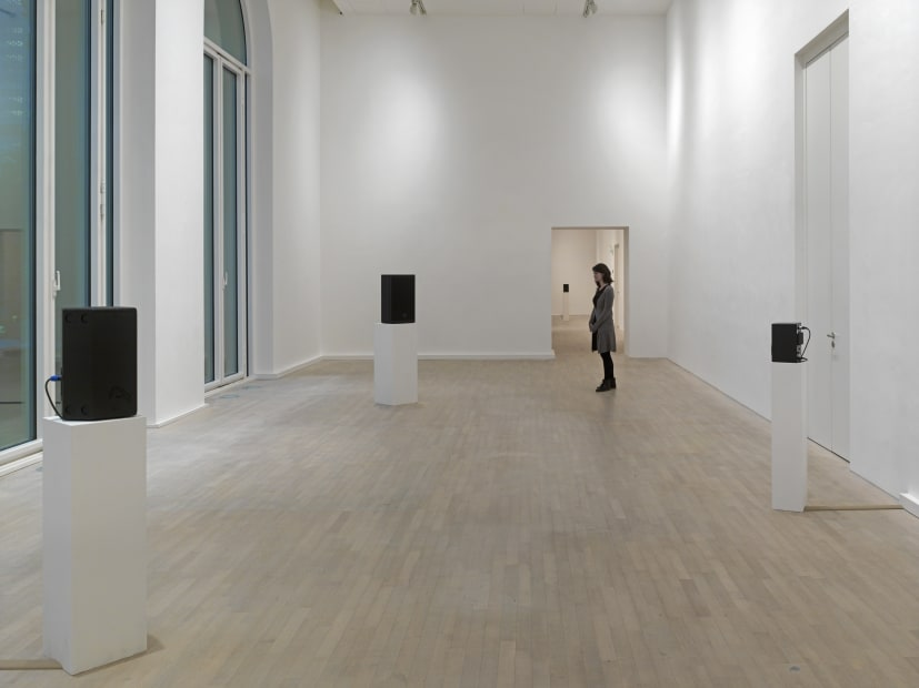 Installation view, K21, Dusseldorf, 2013