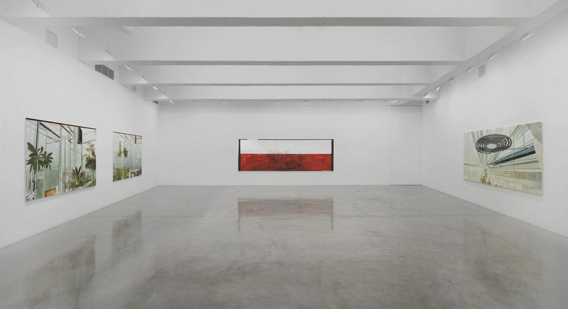 Installation view, Tanya Bonakdar Gallery, 2018