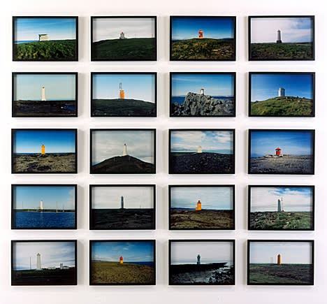The lighthouse series , 1999