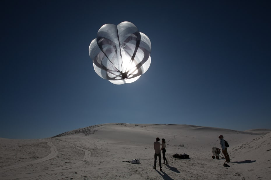 Aerocene, launches at White Sands Missile Range (NM, United States), 2015