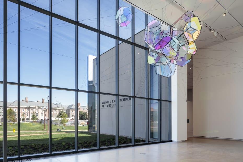 Installation view, Kemper Art Museum, 2019