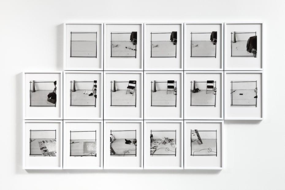 Installation view Tanya Bonakdar Gallery, 2010