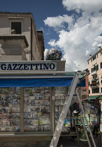 Triple Point (Compass), Il Gazzettino via Garibaldi, 2013