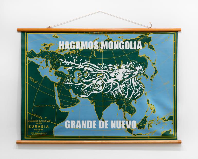 Make Mongolia Great Again, 2016