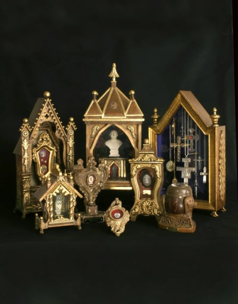 Relics and Reliquaries, 2006