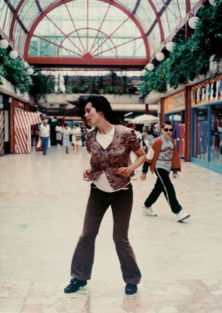 Dancing in Peckham, 1994