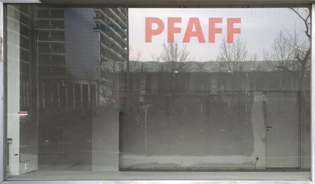 Nr. 1 (Pfaff), 2003