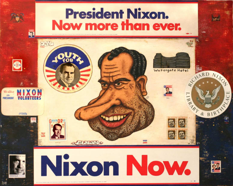 Richard Nixon: Disgraced U.S. President, 2012