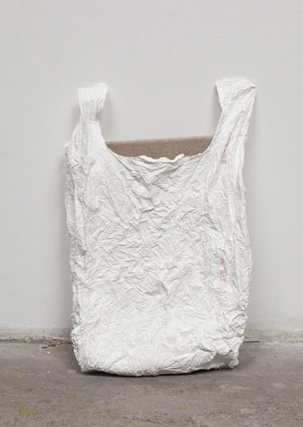 Bag with Canvas, 2011