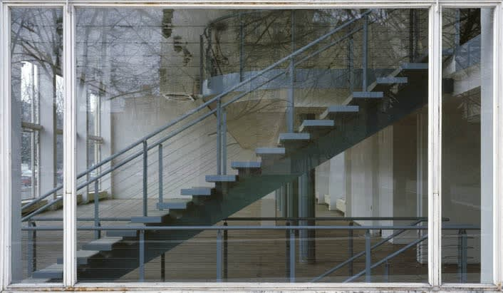 Blaue Treppe / Blue Stairs, 2003