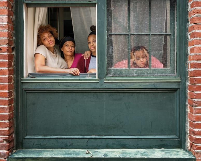 Minty, Kayla, Leyah, Leyla, Cambridge Massachusetts, 2020