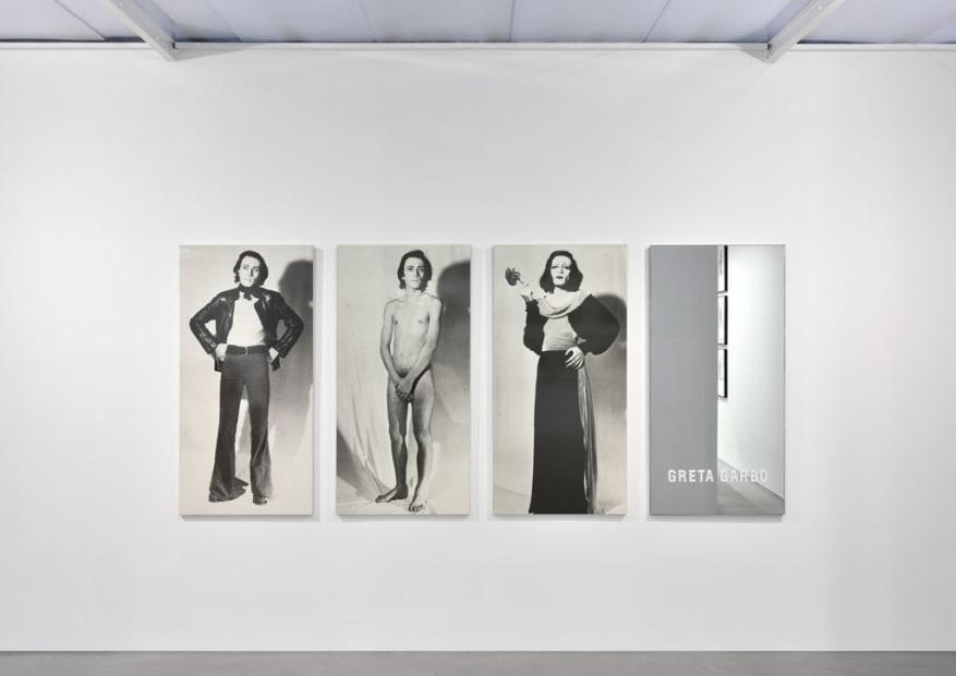 Michel JOURNIAC 18.12-24.11.2018 Courtesy Galerie Christophe Gaillard, Paris / © Adagp, Paris, 2019 / © Photo: Rebecca Fanuele.