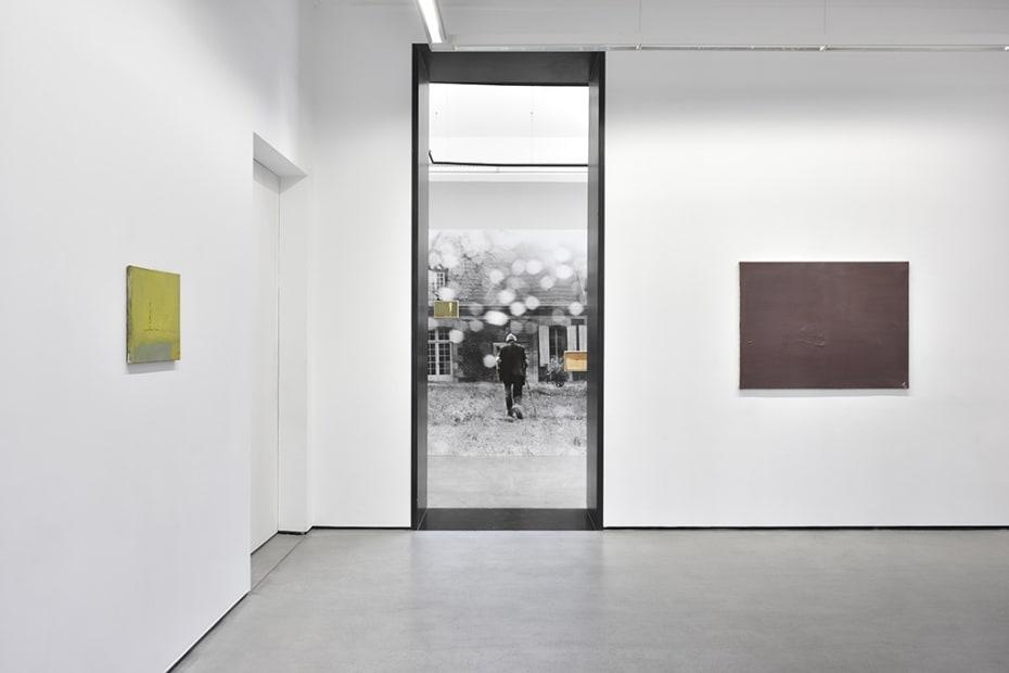 Pierre Tal Coat, L'émerveillement abrupt 18.05 - 15.06.2019 Courtesy Galerie Christophe Gaillard, Paris / © Adagp, Paris, 2019 / ©...