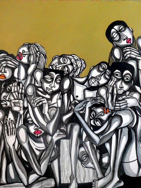 Obou Gbai Danse 1, 2019