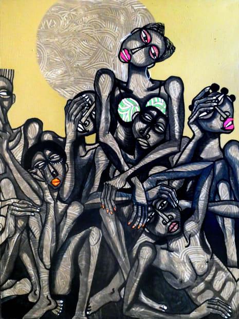 Obou Gbai Danse 3, 2019