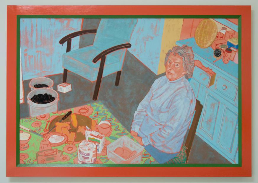 Mary Alone, 1990