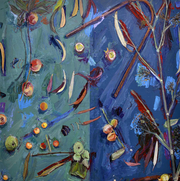 Cherries and Fennel, 1996