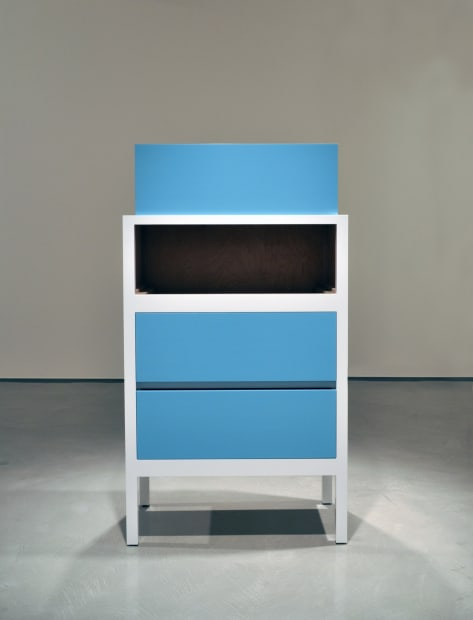 Untitled (with one drawer that doesn't fit), 2011