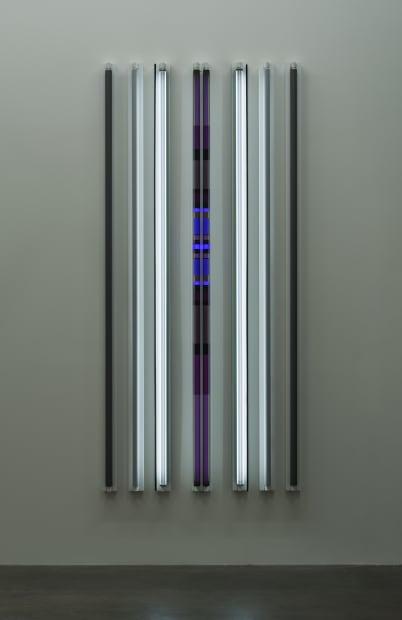 #7 x 8' (Blue Lou 2), 2015