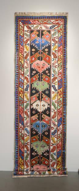 Kazak Long Rug/Carpet Showroom, 2018
