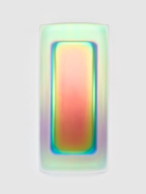 Rectanguloid (Gold Spectrum), 2020
