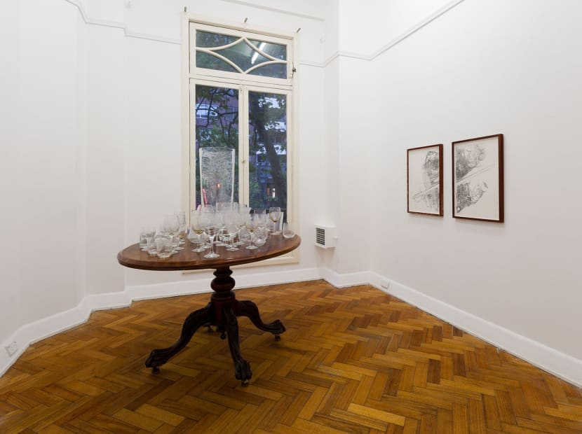 Zilverster, (Goodwin & Hanenbergh), Patrino-patrino, 2018 installation view Photography: Christian Capurro