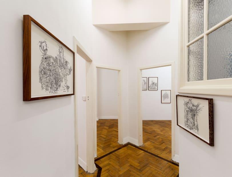 Zilverster (Goodwin & Hanenbergh), Patrino-patrino, 2018 installation view
