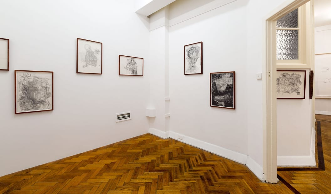 Zilverster (Goodwin & Hanenbergh), Patrino-patrino, 2018 installation view Photography: Christian Capurro