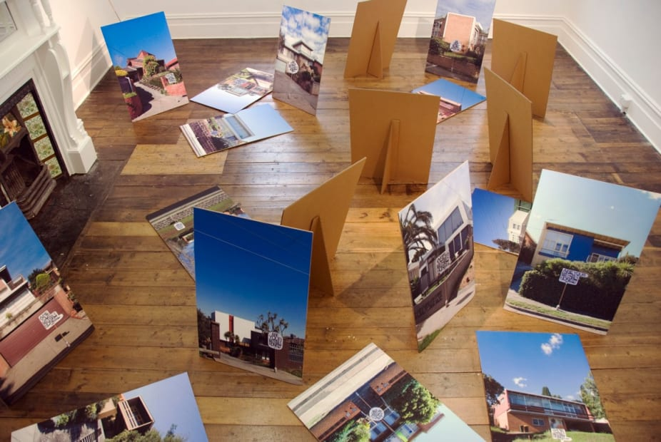 Simone Slee, Houses that are happy to help with at least one of the possible problems of art, 2010 23...