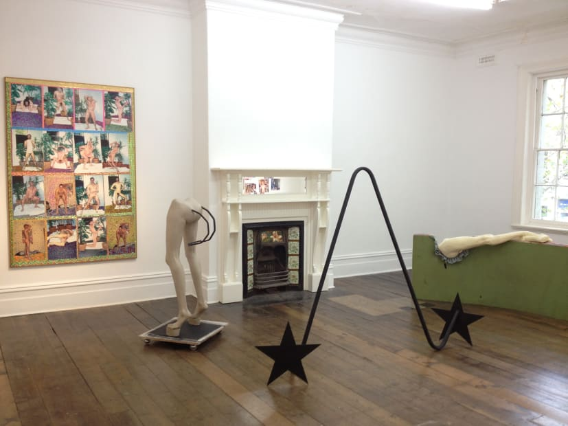 Like Mike, installation view 2013 Photography: Phebe Schmidt