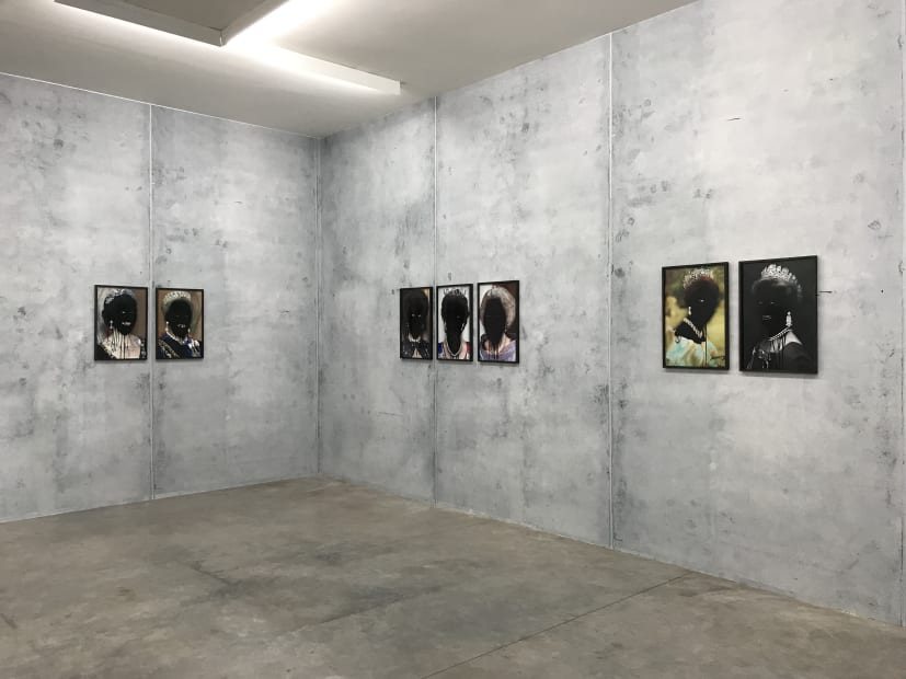 Tony Garifalakis, Bloodline Installation view, Darren Knight Gallery, 2018
