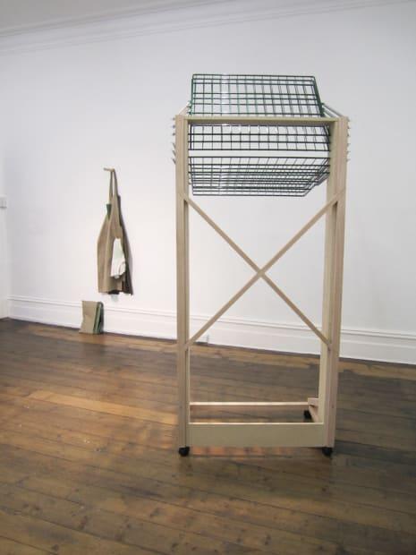 Spiros Panigirakis, Smock and Dry Gully, 2010