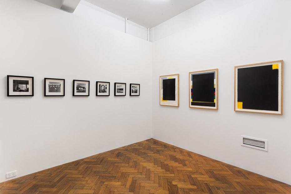 The Dark Mirror, 2019 Installation view Photography: Christo Crocker
