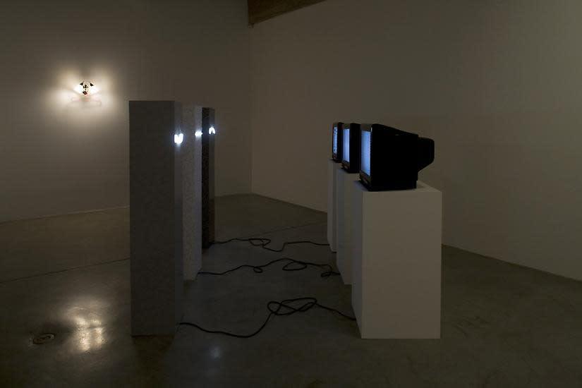 Jack strange installation view at TBG