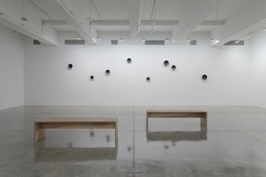 Susan Philipsz, the Distant Sound installation view at TBG