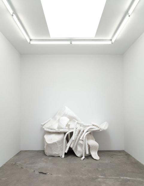 Charles Long installation view at TBG